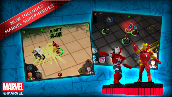 HeroClix TabApp Elite - screenshot thumbnail