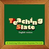 Teaching Slate English Full