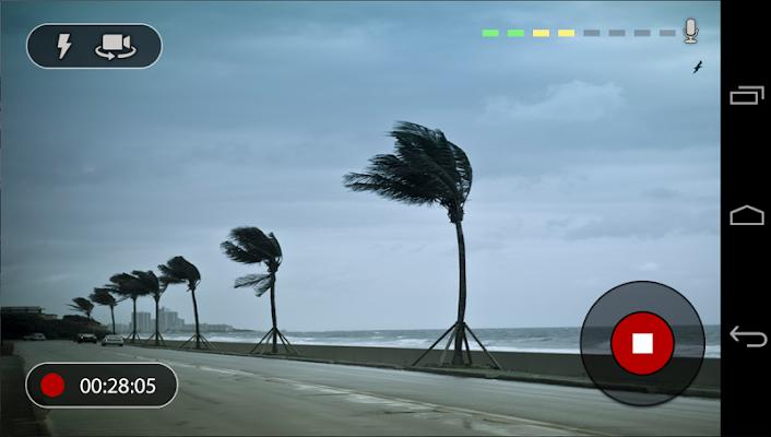 Wowza GoCoder - screenshot