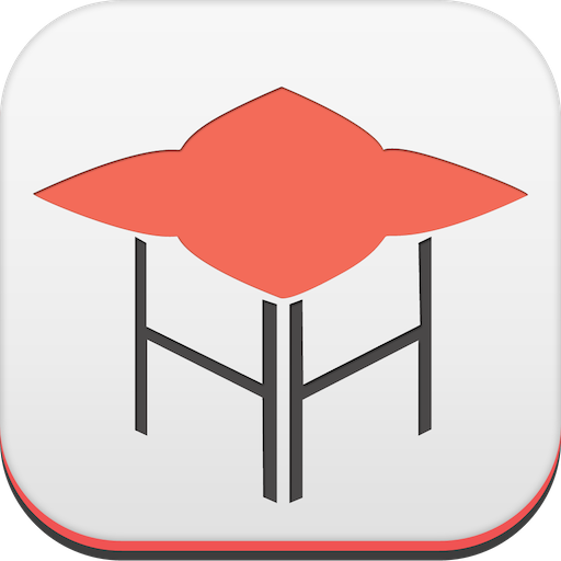Hungry Hub - Book a Restaurant LOGO-APP點子