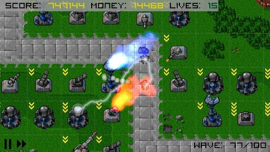 Heavy Defense - screenshot thumbnail