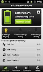 تطبيق مجانى للاندرويد لتوفير الطاقة والحفاظ على وإطالة عمر البطارية Easy Battery Saver3.2.7.apk