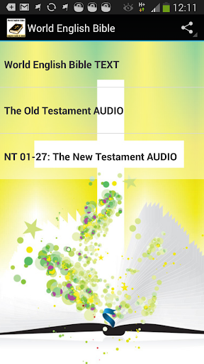 World English Bible Text MP3