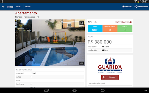 Guarida Imóveis- screenshot thumbnail