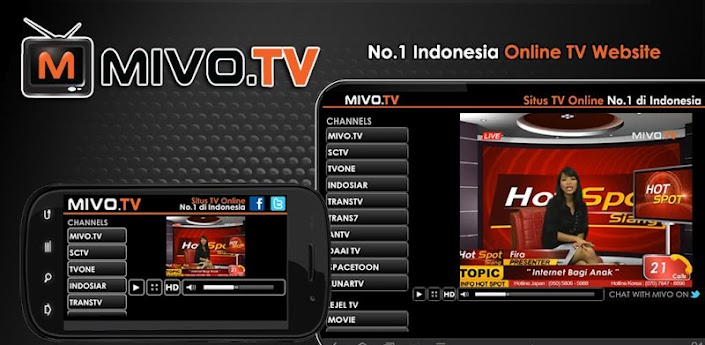 Mivo.TV - Live Streaming