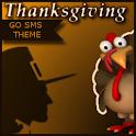 Thanksgiving Pilgrim Theme icon