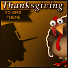 Thanksgiving Pilgrim Theme icon