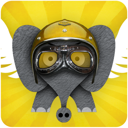 Poli Flying Elephant