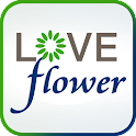 교보 Love Flower logo
