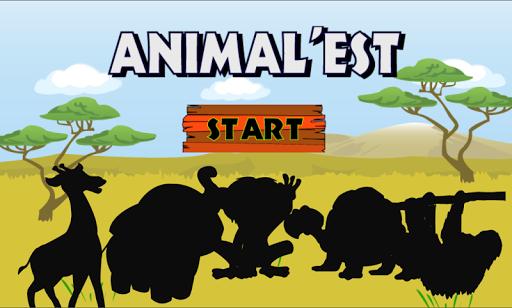 【免費解謎App】Animal'est-APP點子