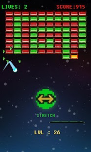 Space Bricks Breaker- screenshot thumbnail