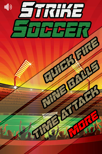Strike Soccer Flick Free Kick