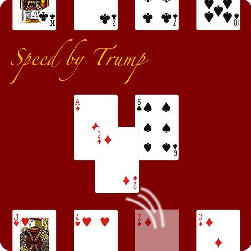 纸牌のスピード(トランプゲーム) LOGO-記事Game
