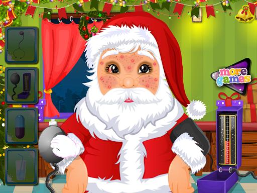 聖誕老人聖誕節遊戲