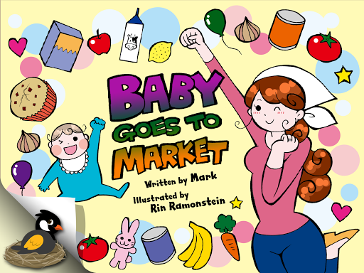 Baby Goes to Market BulBul App