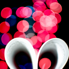 Its not the size of a man but the size of heart that matters by Abhijeet Kumar - Abstract Patterns ( abstract, hearts, heart, lovers, landscape, bokeh, portrait, love, nikon d5100, abstract art, india, landscapes, nikon )