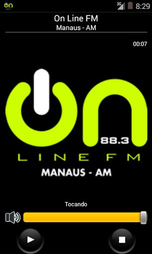 On Line Fm Manaus