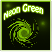 Neon Green Go Contacts