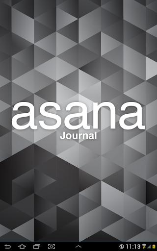 Asana Journal