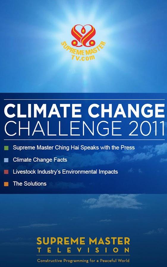 Climate Change Challenge - screenshot
