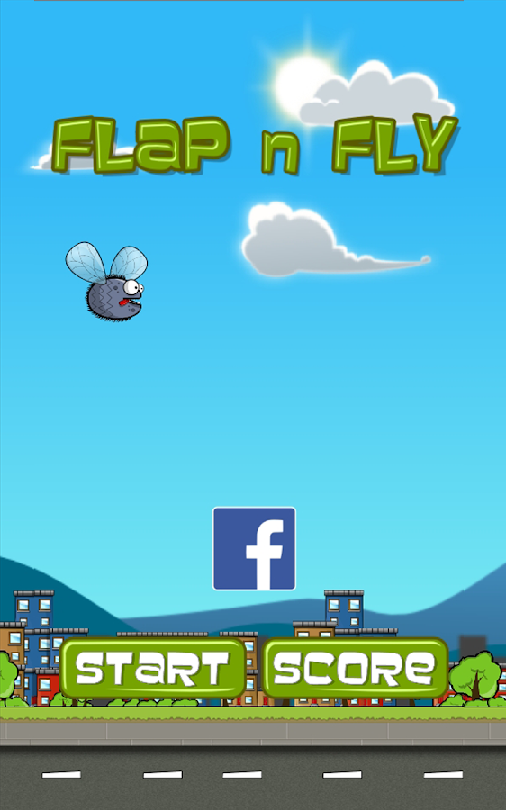 Flap n Fly HD - screenshot
