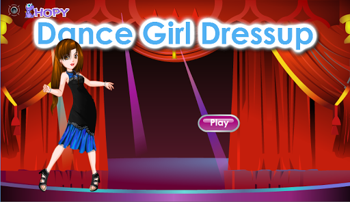 Dance Girl - Dressup