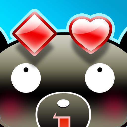 益智App|愛台灣撿紅點(單機+連線) LOGO-3C達人阿輝的APP