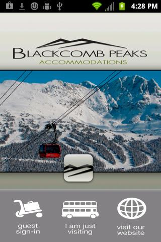Blackcomb Peaks Accommodations - screenshot