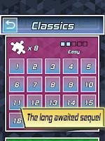 Screenshot of Color Fill 2 - Tangram Blocks