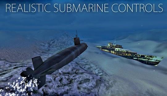 Submarine Sim 2.3.1 APK