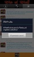 Screenshot of Vive el vive 2012