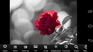 Screenshot of PixStack Photo Editor Free