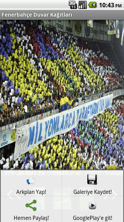 Cep HD Fenerbahçe Duvar Kağıdı Resimler