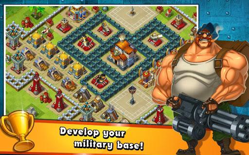 Jungle Heat: War of Clans 2.0.17 screenshots 16