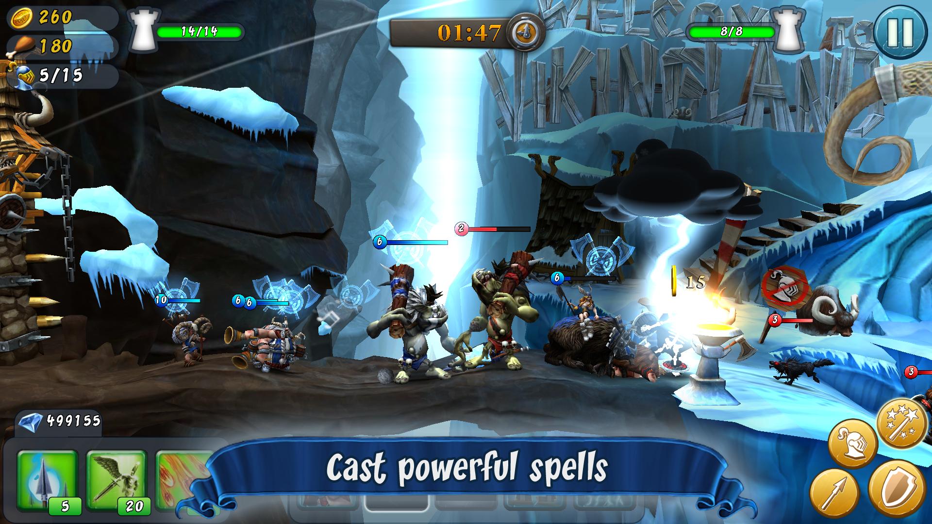 CastleStorm - Free to Siege screenshot #14