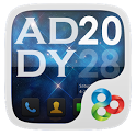 (FREE)Andy GO Launcher Theme icon