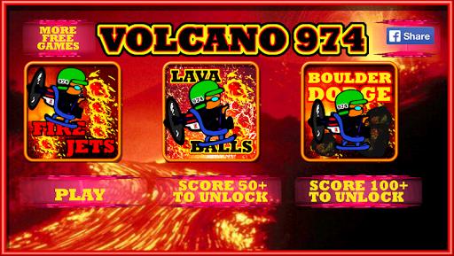Volcano 974