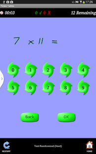 Times Tables Teacher- screenshot thumbnail