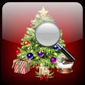 Hidden Object (Christmas) logo