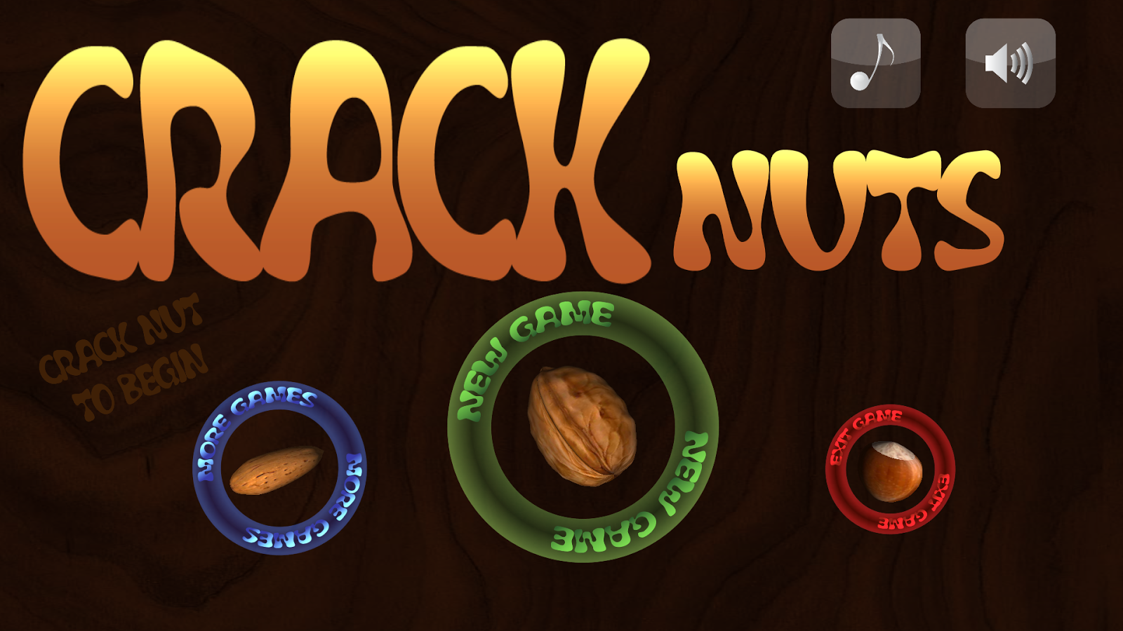 Crack Nuts - screenshot