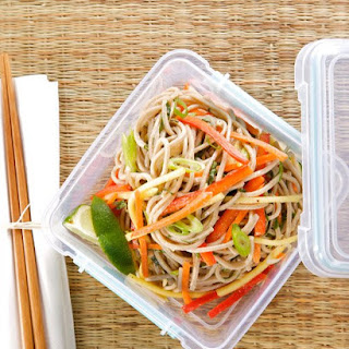 Soba-Noodle Salad