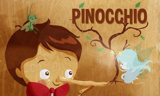 Die Geschichte von Pinocchio