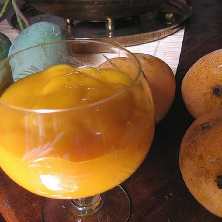 Mango Lassi (with Cardamom)