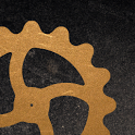 Steampunk Gears Wallpaper Free icon