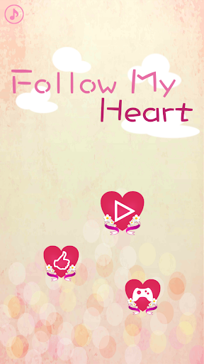 Follow my heart - Valentine