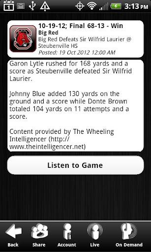 【免費音樂App】Sports Radio 1430 Fan Insider-APP點子
