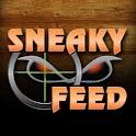 Sneaky Feed logo