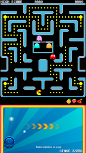 Ms. PAC-MAN Demo by Namco- screenshot thumbnail