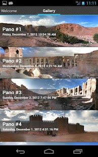 PanoStitch Panorama Pictures - screenshot thumbnail