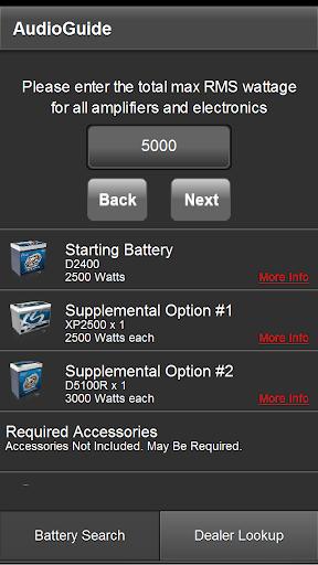 商業必備APP下載|XS POWER® BATTERY SEARCH 2.0 好玩app不花錢|綠色工廠好玩App